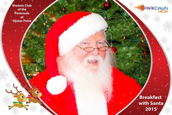 2015 Breakfast with Santa - Kiwanis Club