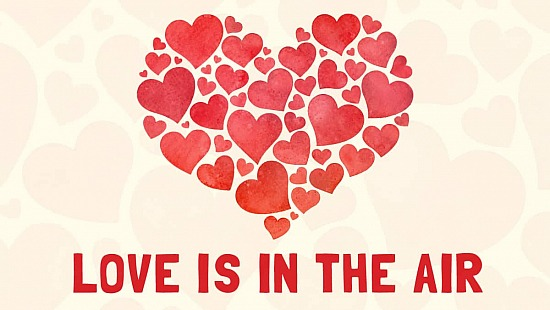 Love is in the Air - Out of the Box Ministries
